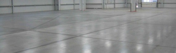 Both practical and pleasing – polished concrete flooring is the latest design trend